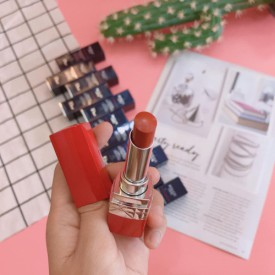 Son thỏi DIOR 436 Rouge Dior Ultra Care Flower Oil Lipstick Fullbox