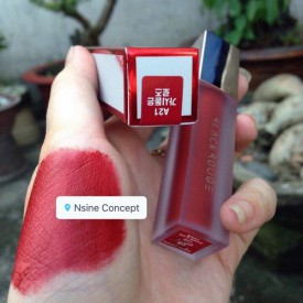 Son Kem Lì Black Rouge Air Fit Velvet Tint A21
