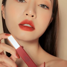 Son kem 3CE Cloud Lip Tint - Live a Little