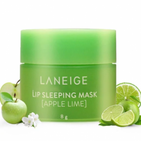 LANEIGE Sleeping Mask Lip 8G - Màu xanh lá  [Apple Lime]